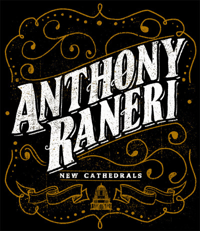 Tee design for Anthony Raneri (Bayside)