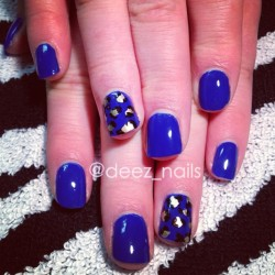 @kaseyrogers' cobalt blue manicure! #deeznails #nails #nailed #nailart #nailporn #nailswag #nailartist #naildesigns #naildesigner #nailsoftheday #nailtechnician #vancouver #vancouvernails #richmond
