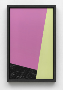 heathwest:   Chris SuccoUNTITLED (BETA #3), 2012 B/W photograph, lacquer, aluminum, in artists frame45x 70 cm