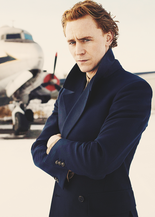 Tom Hiddleston by Scott Trindle x