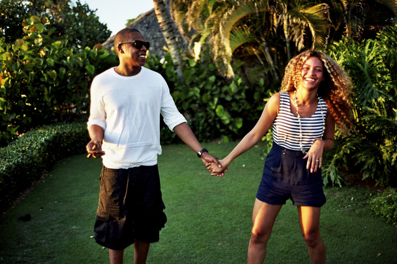 oystermag:  Beyoncé & Jay-Z Are Pop Music's First Billionaire Couple