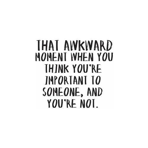 beauty-remains-unknown:  Yup, awkward.