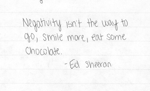 Ed sheeran tells it