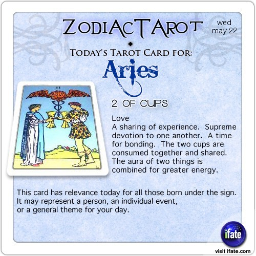 zodiactarot:  Click on ZodiacTarot! for all of today's zodiac tarot cards. and get a free online I Ching reading here