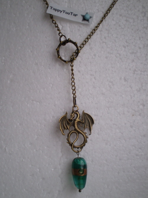 Merlin Inspired Necklace Available on Etsy(click picture)