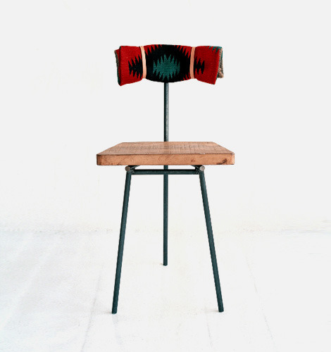 analogdialog:  Dean Edmonds | Three Legged Chair
