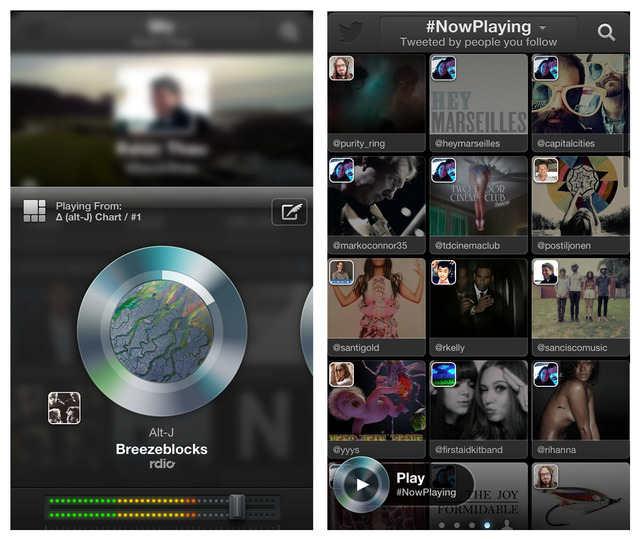thisistheverge:  Twitter #Music for iPhone and web coming later today After a week of teasing, Twitter has unveiled Twitter #Music, its new music discovery and streaming app. The new service is focusing on a recommendation engine that pulls in trending data from across Twitter and your followers to offer up music recommendations from the vast catalogs of iTunes, Spotify, and Rdio. The app will be available on iOS starting today, but there's no Android app quite yet. However, everyone will be able to access Twitter #Music through the browser at music.twitter.com.   A brand new way for me to find music I won't like!