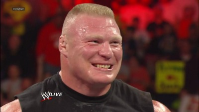 Disappointment of the Week! The Announcement of Brock vs HHH 3