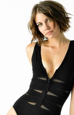 summerfilleddaydreams:  Lauren Cohan on Esquire