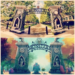 It's never boring here Pixar. Monsters University, premiers June 21! Support the animation and vfx industry