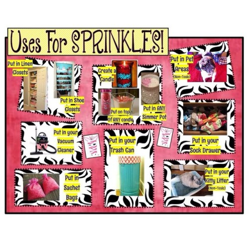 Buy some sprinkles from me! So many uses for them! Even as car scents and it lasts forverr unlike real candles! https://www.pinkzebrahome.com/sprinklemepink_xo #pinkzebra #sprinkles #candles #usefull #fragrance #cheap #longlasting 💁