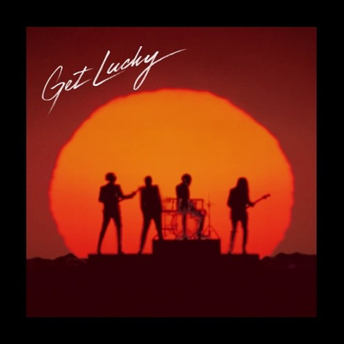 #get #lucky #daftpunk #new #song