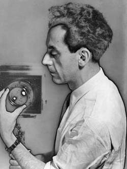 Man Ray - Self potrait