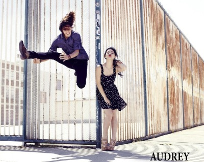 audrey-magazine:  Boo Boo Stewart and Fivel Stewart in our Fall 2012 issue. In case you missed it, you can purchase it here!