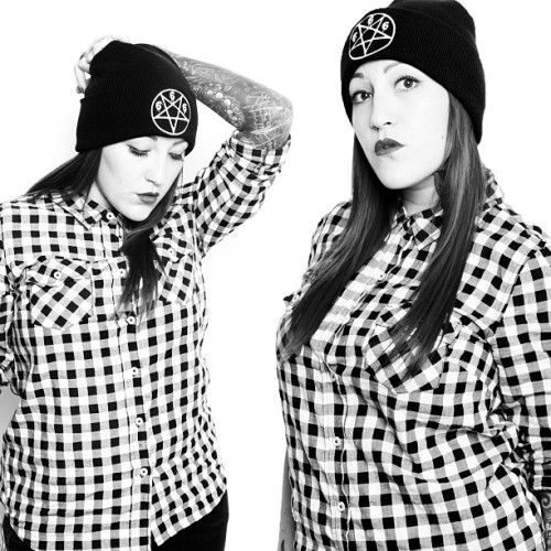 Only a few 666 beanies are left babes! Don't miss out! Jointhekvlt.com 💀🌙🔮 #kvlt #kvltapparel #666 #pentagram #beanie #joinus #damnitfeelsgoodtobeagangster