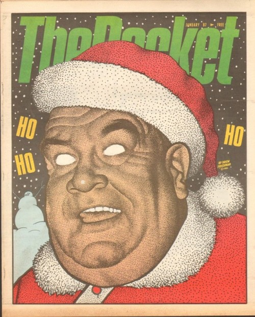 Happy Xmas from The Rocket, 1987