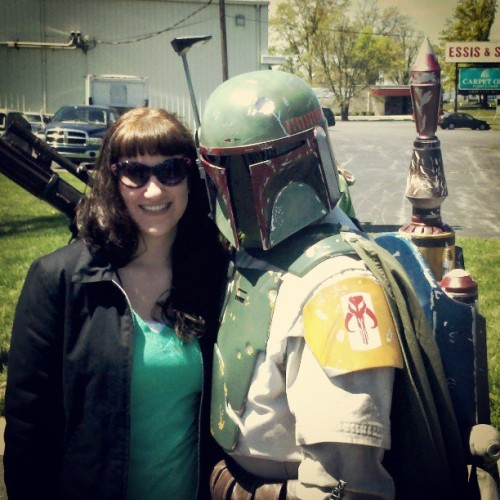 #starwars #bobafett #maythe4th #freecomicbookday  (at Comix Connection)