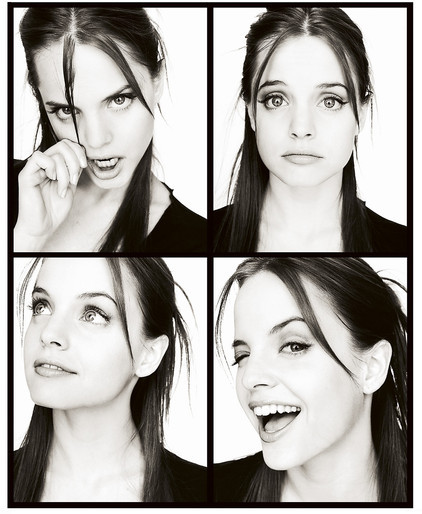 Mena Suvari by Andrew Eccles