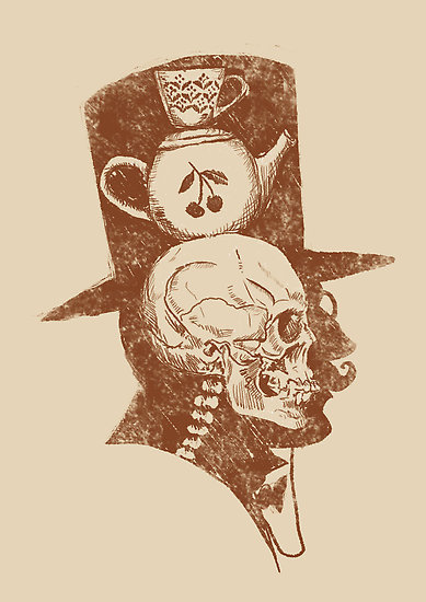 A Gentlemen's X-Ray by Tiny Mallet via Redbubble