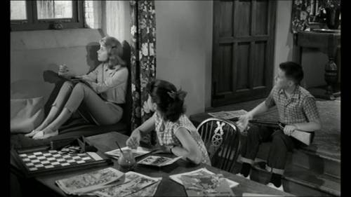 #113: Francesca Annis reads comics, Beware of Children, 1961