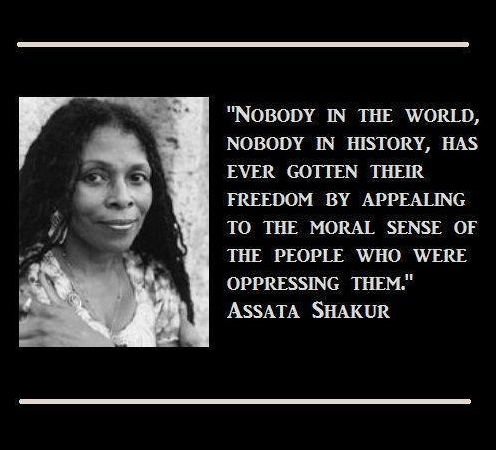 Assata Shakur, added to the FBI's Most Wanted Terrorist List 40 years after her actions