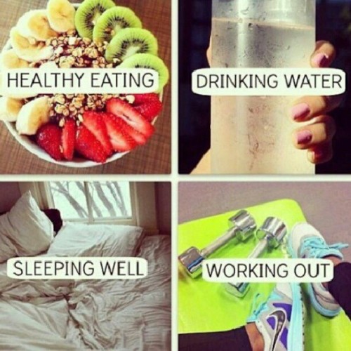 bl4ckfl35h666:  #goodmorning #feelgoodinc #getfit #legs #arms #tummy #back #cardio #weights #goshdamn