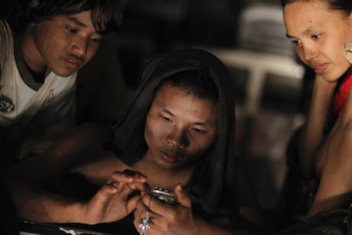 humanrightswatch:   Burma: Telecoms Risk Complicity in Surveillance, Censorship International telecommunications companies risk being linked to human rights abuses if they enter the Burmese market before adequate protections are in place. Burma's human rights reforms thus far have been inadequate, including in the Internet and telecommunications sector, so companies entering the country should adopt robust safeguards to prevent and address any abuses linked to their operations. Read more. Photo: A worker uses a mobile phone in Burma, where the government plans to increase mobile access to 50 percent in three years. © 2013 Reuters   However, with sadness I suspect the smell of profits will override our wish to wait for better human rights legislation AND implementation!