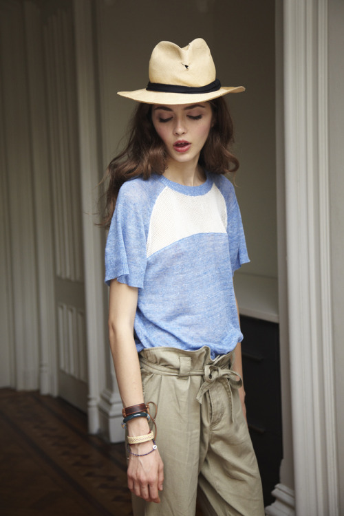 crushculdesac:  ❖ Ulla Johnson ❖ Spring2013 ❖ via HonestlyWTF ❖