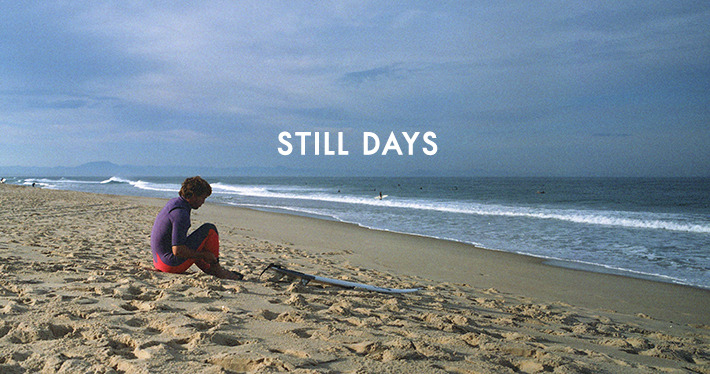 STILL DAYS- A digital short coming next week featuring Yadin Nicol shot on the RED Scarlet.