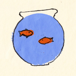linear-thoughts:  They are fish