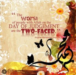 islamic-art-and-quotes:  Prophet Muhammad ﷺ Quote About Hypocrites From  the Collection: Prophet Muhammad ﷺ QuotesOriginally found on: yaseeneducation
