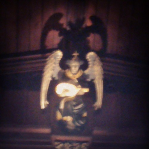 Angel & Dragons - The unexpected sequel to Angel & Demons  (at St Marys Guildhall)