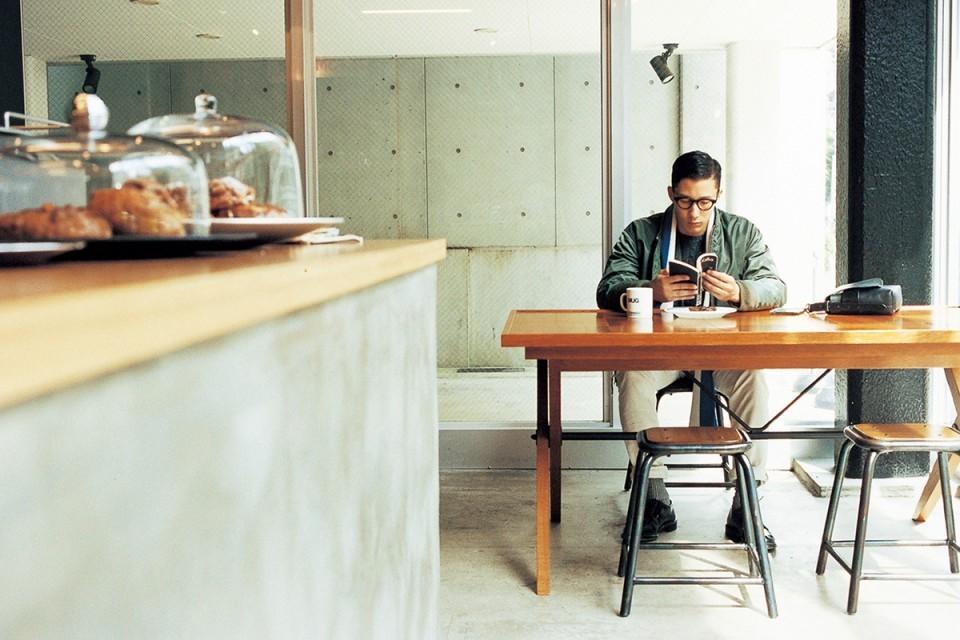beams japanese brand fall fw14 coffee plus lookbook menswear