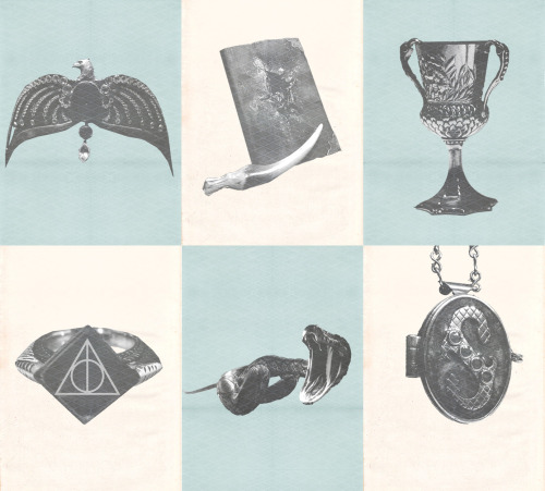 "The Magic Begins02. Favourite Book - Harry Potter and the Deathly Hallows""Hallows…Horcruxes…Hallows…Horcruxes…"" - Harry Potter and the Deathly Hallows"