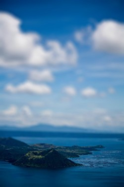 touchdisky:  Taal Volcano | Philippines by Kath Haboc-Lee