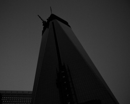 World Trade Center Freedom Tower. December 2012. © Nate Abbott