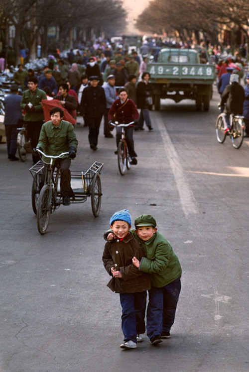 stevemccurry:  Luoyang, China