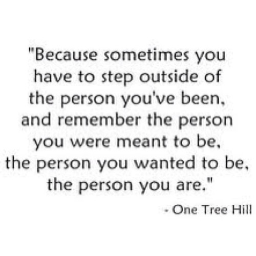robertthinkskaitlynisawesome:  #OTH #onetreehill #quote #love