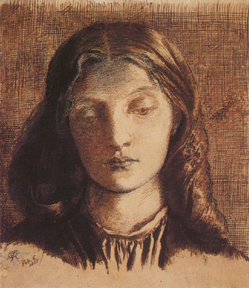 welhouse:  Today on Frostwriting: an elegy for pre-Raphaelite supermodel Elizabeth Siddal.