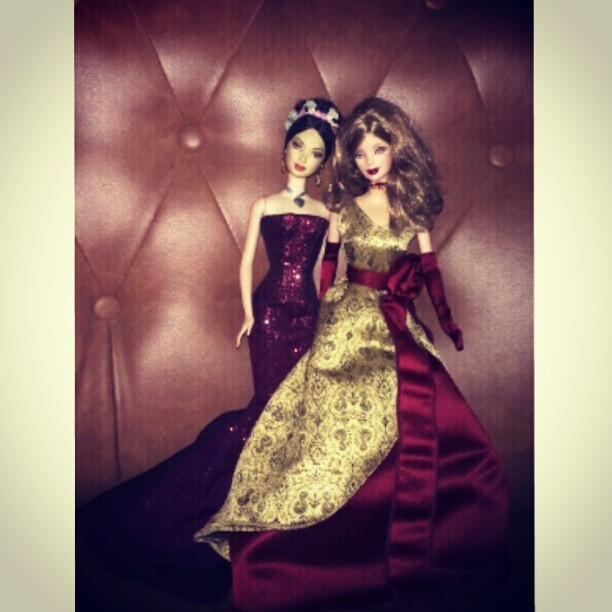 #barbie #girls #friendship #bestfriend #party #instagram #igers #random #instadaily #igers #picoftheday #photooftheday #squaready #potrait