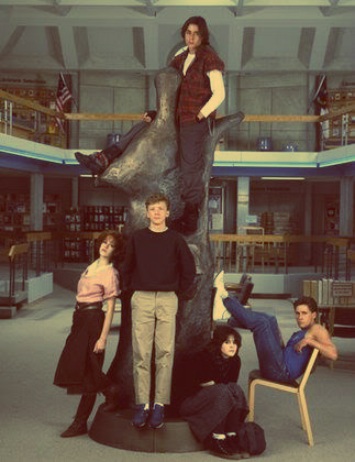 gardenofthemoon:  The Breakfast Club