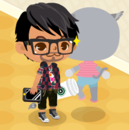 Have LINEplay? Add me!  Paul Von Evil And use my invite code JP-2676-5905 Message me and I'll use yours too!