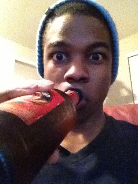 Sipping my victory beer. Great game and super stoked the 49ers are going to the Super Bowl!