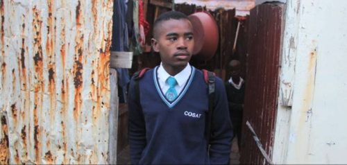 "pritheworld:  In impoverished urban neighborhoods in Africa, children face many obstacles to obtaining a good education. One is simply getting to school.  Those who can't afford bus fare must often walk for miles and risk being mugged - or worse - on the way.  In the latest installment in our ""School Year"" series, set at a Cape Town high school, The World's Anders Kelto joins one student on his long morning walk. http://ow.ly/kZnPS"