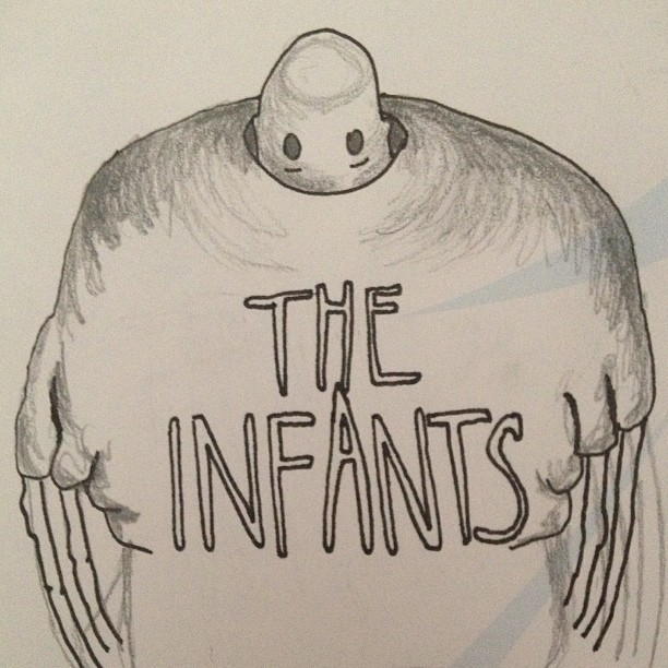New guy #theinfants #blaiseadamson