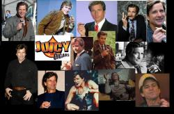 #Dirk Benedict = Hey Look it can't always be #davidtennant   Woman does not live by Bard alone!