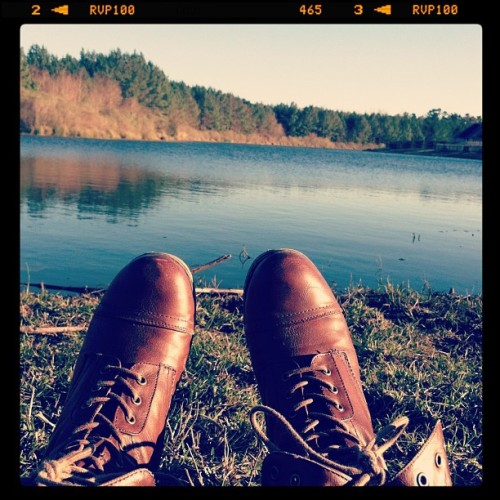 #FromWhereISit #fishingtime #awwyeahh #herefishyfishy (at Westminster Subdivision)