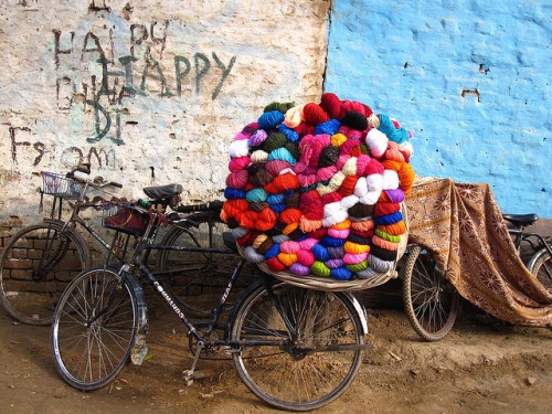 Warm Wool Cycle! by Artiii on Flickr.