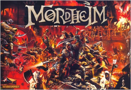 I hereby declare 2013 as the Year of Mordheim.