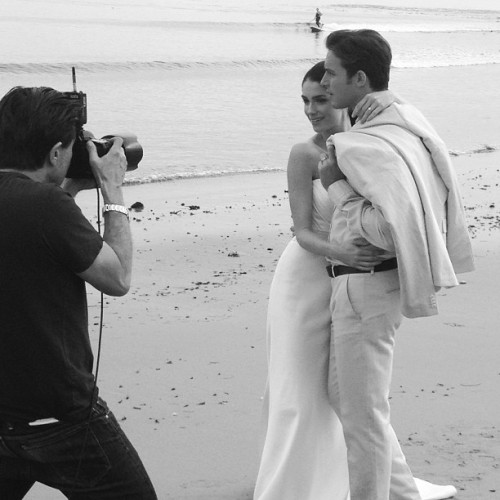 #tbt to that one time got married in Malibu.